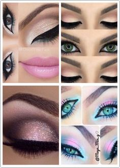 So Cute Makeup Inspiration!!! #Beauty #Musely #Tip