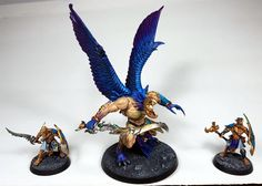 Thousand Sons, Armies, Age, My Favorite Things, Painting, Painting Art, Paintings, Painted Canvas, Drawings