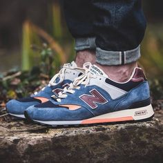 reputable site 067a7 e2519 Great OTF shot of the New Balance M577 Test Match. http   thesolesupplier