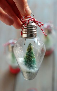Christmas decor DIY cheap quirky