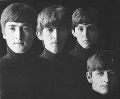 With The Beatles (U.K.) Album & Meet The Beatles! (U.S. Album).