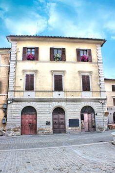 Palazzi di Jesi: Palazzo Ghisleri