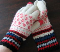 https://www.etsy.com/listing/474850024/hand-knitted-gloves-patterned-gloves-red?ref=shop_home_active_1 Hand knit wool patterned gloves