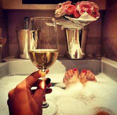 Image via We Heart It #bathroom #luxury #vine
