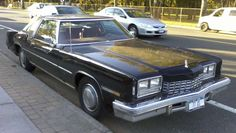 """Reader Sighting: 1977 Toronado XS – Why Didn't They Just Call It """"Starlight""""? Oldsmobile Toronado, Counting Cars, Flying Car, Hot Cars, Buick, Cadillac, Luxury Cars, Vintage Cars, 1970s"""