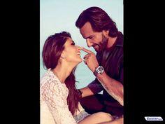 Bollywood Couple Saif Ali Khan and Kareena Kapoo