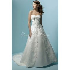 Dream in Color Bridal Collection by Alfred Angelo Style 1719 Wedding Dress Wedding Dresses