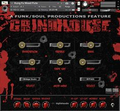 KVR Audio News: Big Fish Audio and Funk/Soul Productions have released Grindhouse, a cinematic virtual instrument for Kontakt / Kontakt Player 5.6 and above. Grindhouse is a collection of edgy, lo-fi, and retro-cool multi-sampled instruments with loads of character and a unique 1970s exploitation movie vibe. The goal in creating Grindhouse was to produce a virtual instrument that had the same feel as those old ex...