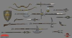 Weapon skin made for Guild Wars 2 Fantasy Sword, Fantasy Weapons, Saints Vs, Ben 10 Omniverse, Guild Wars 2, Medieval Weapons, Weapon Concept Art, Fantasy Inspiration, Skyrim
