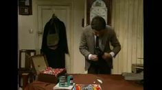 Mr Bean - Packing for holiday - YouTube