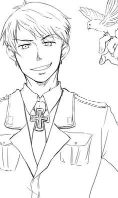 Prussia. AKA mah MAN!
