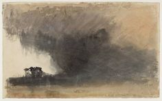 Joseph Mallord William Turner, ''Duddon Sands'' c.1825-32