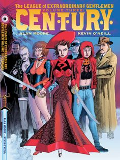League of Extraordinary Gentlemen Vol 3:Century - I had pretty much given up on LOEG and despite needless barbarity and juvenility I got caught up in the cleverness of Moore's architecture and enjoyed it enough to want to go back & see what I've missed.