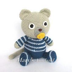 Die 753 Besten Bilder Von Kuscheltiere Häkeln Crochet Animals