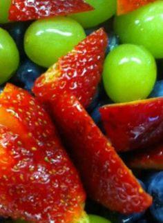 rosh hashanah fruit salad