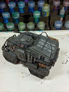 The new kit from GW took a little time for me to warm up to but I finally came around after I found a couple of good color schemes. I re...