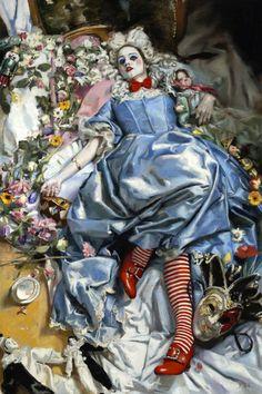 Neo Baroque - The Art of Teresa Oaxaca