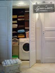 Znalezione obrazy dla zapytania pralka zabudowana w łazience