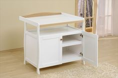 LEIPOLD 'Fairytale' Changing Table/Chest - White FREE DELIVERY!