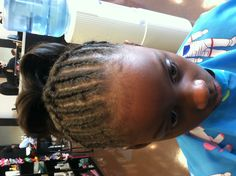 Simple kids style #1 #NaturalHair