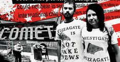 Inside the web of conspiracy theorists, Russian operatives, Trump campaigners and Twitter bots who manufactured the 'news' that Hillary Clinton ran a pizza-restaurant child-sex ring