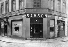 Rosenkrantz gate 15 1945