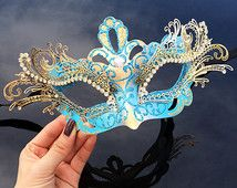 victorian masquerade masks - Google Search