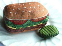 Deli Sub Sandwich w/ Pickles