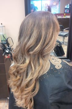 Long hair Balayage Hair Studio, Balayage Hair, Long Hair Styles, Beauty, Cosmetology, Long Hairstyles, Long Hair Cuts, Long Hairstyle, Balayage