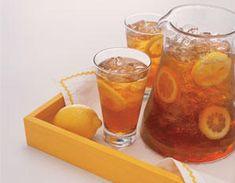 Hot Tea vs. Iced Tea  http://www.prevention.com/food/healthy-eating-tips/iced-tea-hot-tea-and-antioxidants