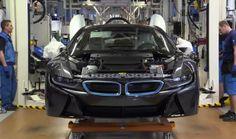 Canadauence TV: BMW i8: Vídeo mostra como o superesportivo híbrido...