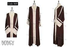 "Abaya Code : 869 Available Sizes : 56""    58""    60""   #abaya #Sale #Hijab #hijabstyle #modestclothing #nancyabaya #Jalabiya #Jubah #USA #Canada #Australia #Malaysia"