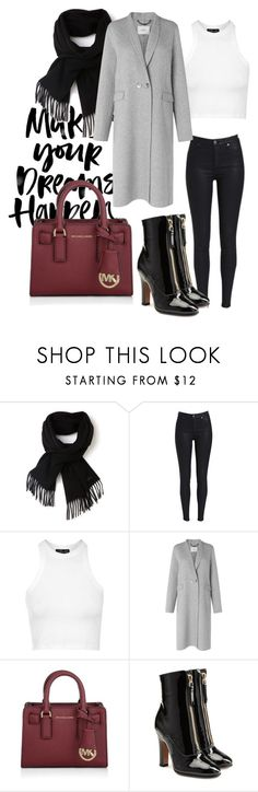 """""""10232015"""" by abigailkim6 on Polyvore featuring Lacoste, Topshop, L.K.Bennett, Michael Kors, Valentino, women's clothing, women, female, woman and misses"""