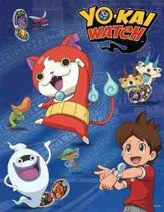 The comedy-adventure Yo-Kai Watch is a joint production effort by LEVEL-5, Inc., Dentsu Inc., and TV TOKYO Corporation.