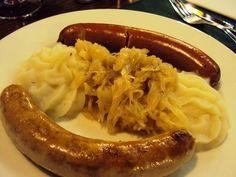 Krüger en Madrid: Cervezas y salchichas alemanas en la Plaza de los Cubos | DolceCity.com