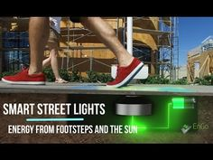Las Vegas Trials Kinetic Tiles That Powers Lights By Walking On It.  Instead of solar energy, they plan on rely on kinetic energy which will be supplied by the public. They are currently testing out floor tiles along the sidewalk in which it will be powered by kinetic energy when people step on it.  http://www.ubergizmo.com/2016/11/las-vegas-kinetic-tiles-power-lights/  #CertificationCamps #saveenergy #lasvegas