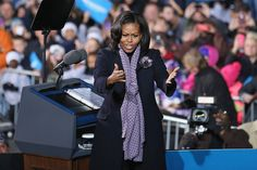 FLOTUS - Michelle Obama in Iowa