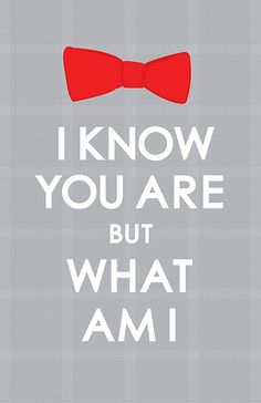 I Know You Are But What Am I??! Pee Wee Herman wall art poster.