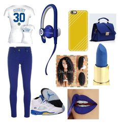 """""""go golden state warriors"""" by offical-jmoney ❤ liked on Polyvore featuring adidas, M Missoni, NIKE, Beats by Dr. Dre, Casetify and Relaxfeel"""
