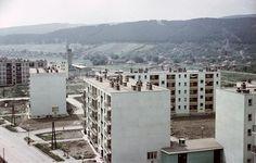 Kilián-dél, Kandó Kálmán utca az Írinyi János utca felől a Könyves Kálmán utca felé nézve. Hungary, Utca