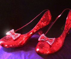 Ruby Slippers - https://interwebs.store/ruby-slippers/ #Shoes