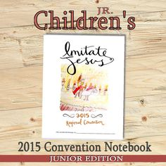 Children's Edition Notebook [Junior] - Digital PDF File Download