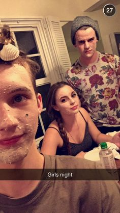 Troye Sivan, Connor Franta, Alexa L