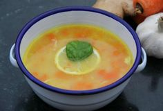 Healthy Chicken and Turmeric Soup - Cook With Sally