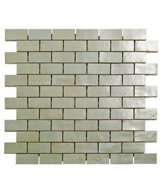 Miele Sage Green Brick | Topps Tiles