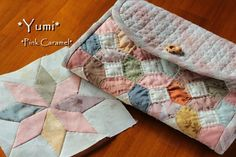 ♪ work of students who: Patchwork * Pink Caramel *