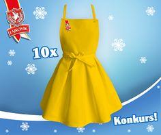 ZAUFALI NAM - Yellow Polka
