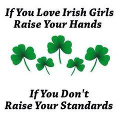Irish girls!