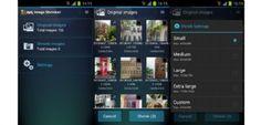 Una app que se muestra como indispensable para tener en nuestros dispositivos Android. Al lanzar la aplicación podréis seleccionar las imáge...