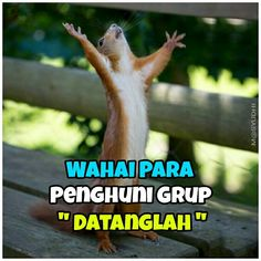Quotes Sahabat, Quotes Lucu, Emoji People, Funny Images, Funny Pictures, Funny Texts To Send, Islamic Cartoon, Religion Quotes, Funny Qoutes